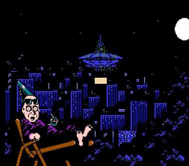 Screenshot from Fester's Quest