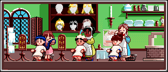 Princess Maker Salon