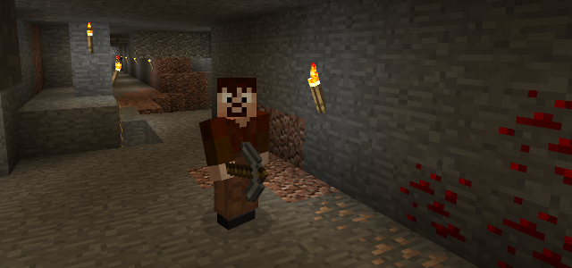 Minecraft Geologist