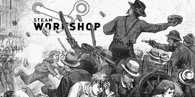 Steam Workshop Revolt