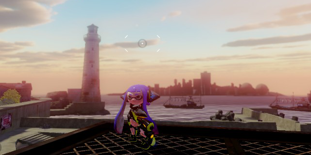 Splatoon Post-Apocalyptic